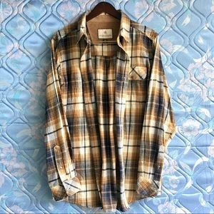 Men's Legendary Whitetails Flannel